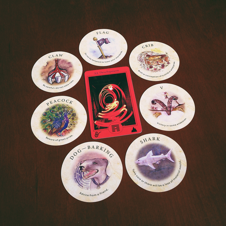 Quẻ dịch và các lá bài trà dành cho Quý I của cung Bảo Bình