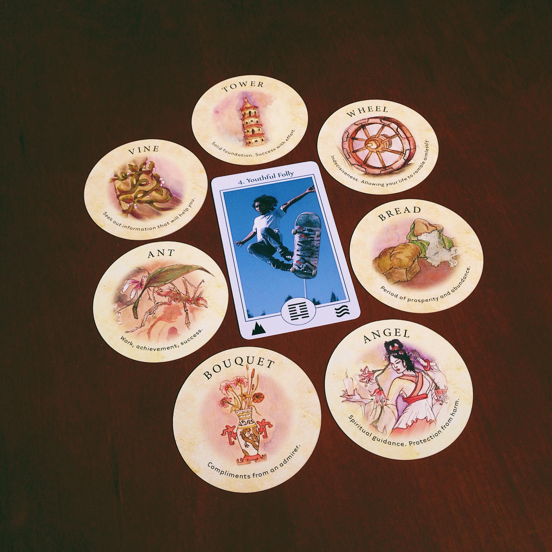 Quẻ dịch và các lá bài trà dành cho Quý I của cung Kim Ngưu