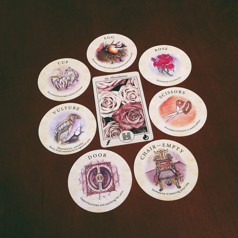 Quẻ dịch và các lá bài trà dành cho Quý I của cung Thiên Bình