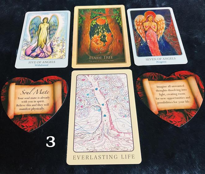 Rút Bài Oracle: Thông Điệp Tình Yêu Dành Cho Bạn