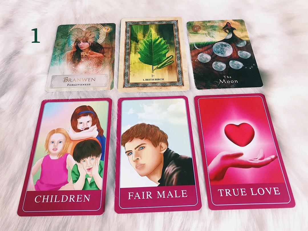 Rút Bài Oracle: Tình Yêu Của Các Cặp Đôi