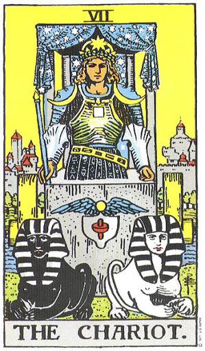 Ý Nghĩa Lá Bài The Chariot Trong Tarot - Lớp Học Tarot Oracle ...