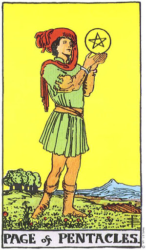Y Nghĩa La Bai Page Of Pentacles Trong Tarot Lớp Học Tarot Oracle Chiem Tinh Online The 6 of pentacles is often a card about generosity, meaning that you are either about to be the beneficiary or the giver of something with value. y nghĩa la bai page of pentacles trong tarot lớp học tarot oracle chiem tinh online