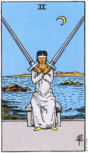 Ý Nghĩa Lá Bài Two of Swords Trong Tarot - Lớp Học Tarot Oracle Chiêm Tinh  Online