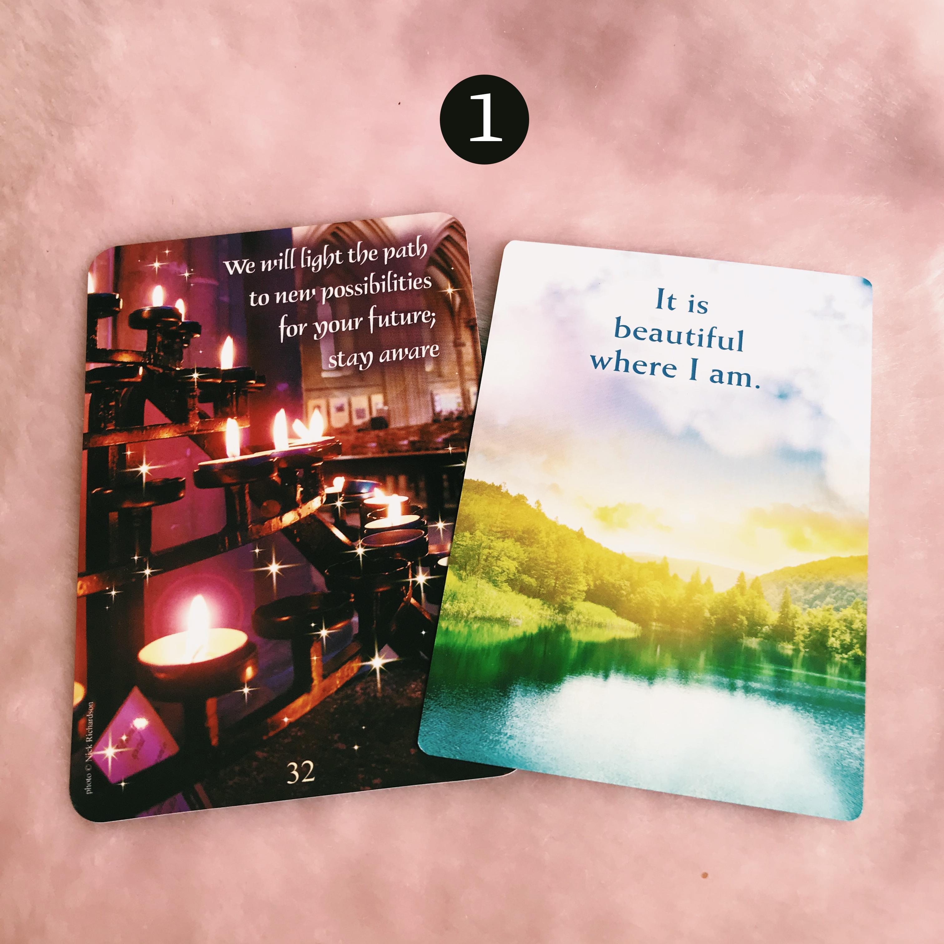 Rút Bài Oracle – Thông Điệp Từ Thiên Đường