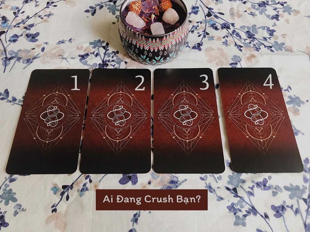 Rút Bài Oracle: Ai Đang Crush Bạn?