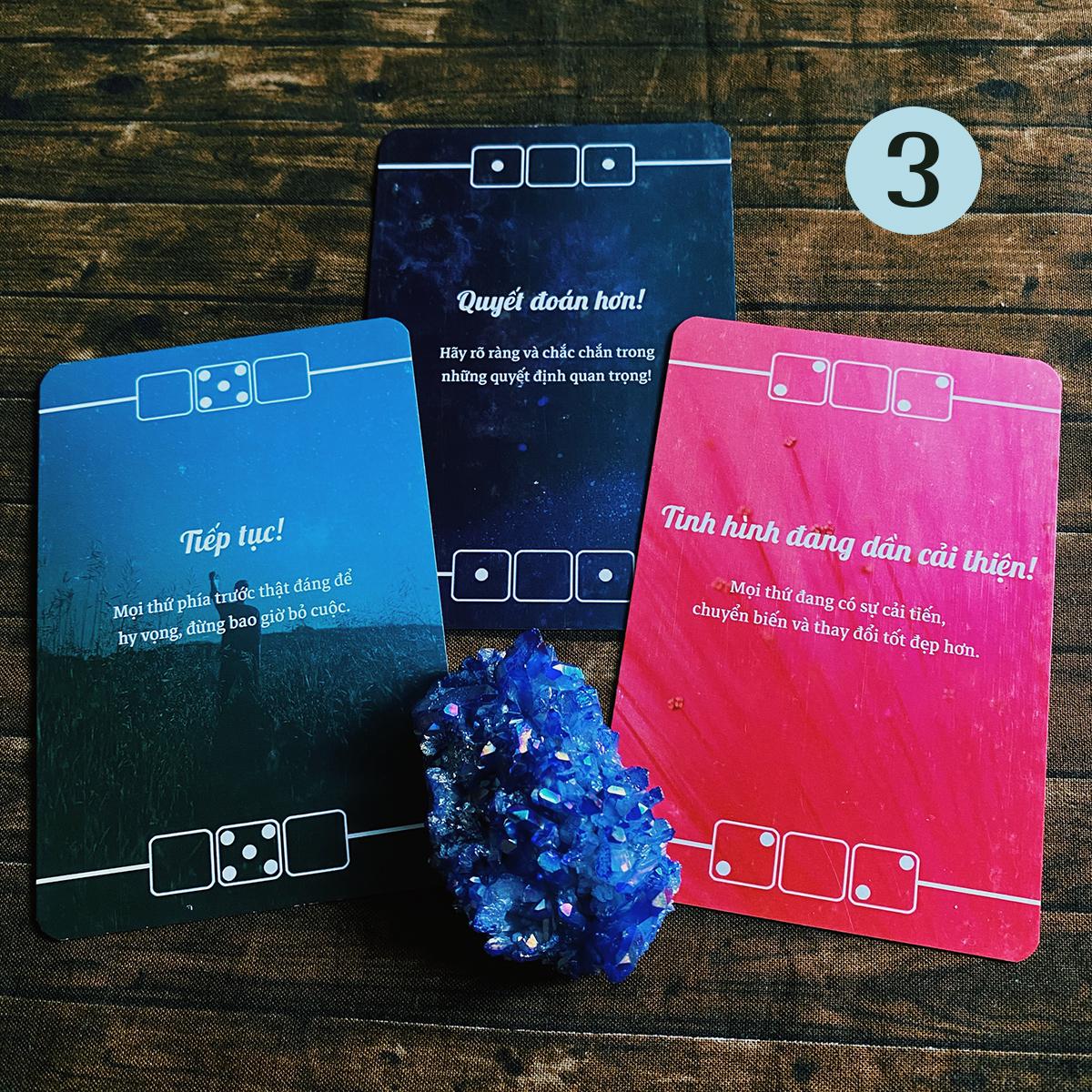 Rút Bài Oracle: Thông Điệp Mà Bạn Cần Nghe Ngay Lúc Này