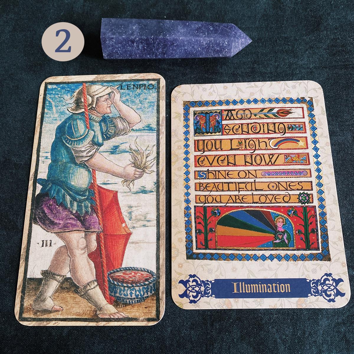 Rút Bài Oracle: Bạn Cần Thay Đổi Điều Gì Ở Bản Thân?
