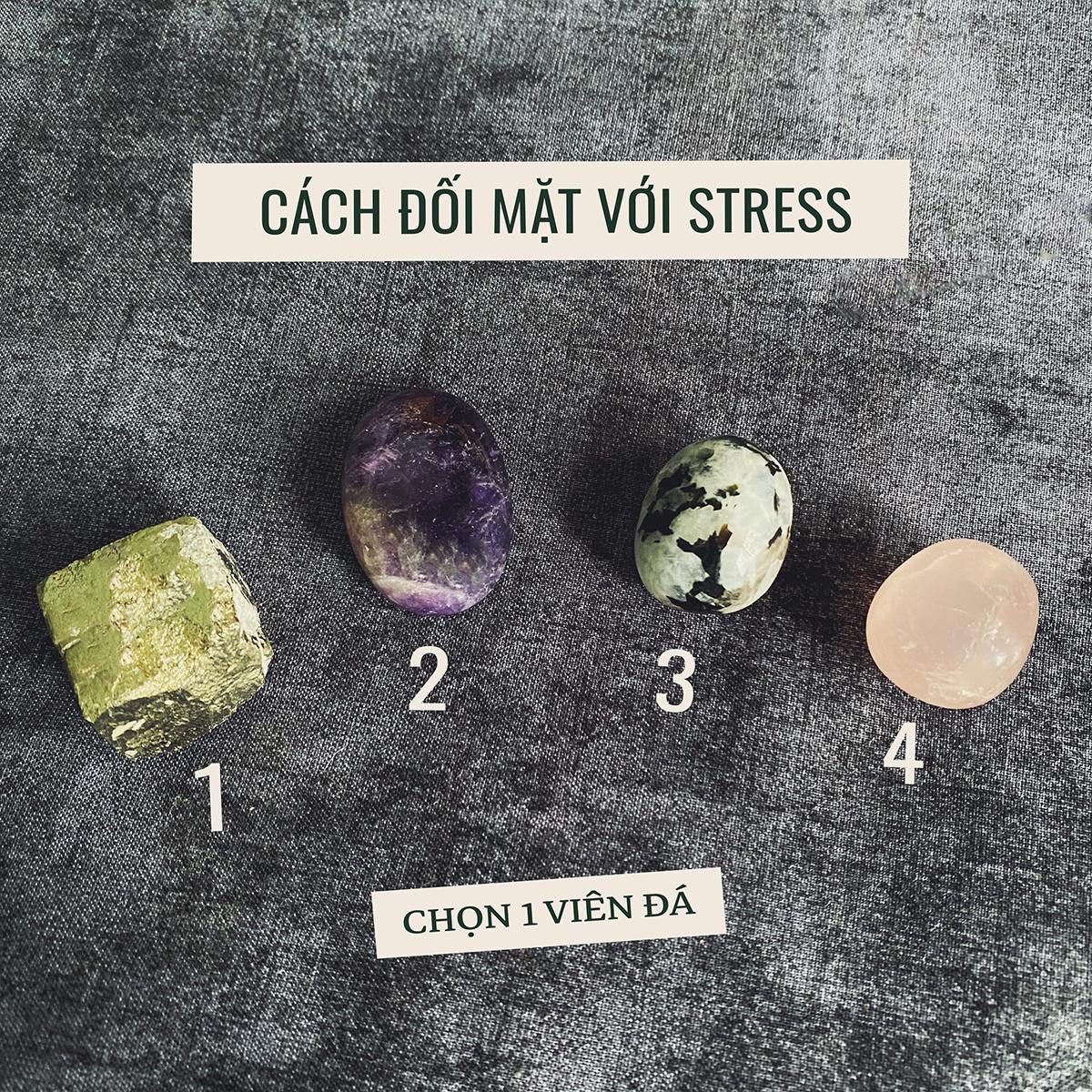 Rút Bài Oracle: Cách Đối Mặt Với Stress